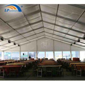 Im Freien 1000 Leute-Musik-Hochzeits-Stadiums-Gaststätte-Zelt für Förderung