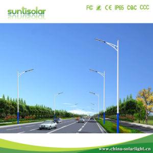 Directa de Fábrica integrada inteligente de 30W de luz solar calle