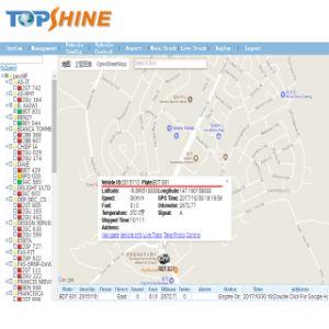 Moto barata rastreador de GPS con alarma de exceso de velocidad