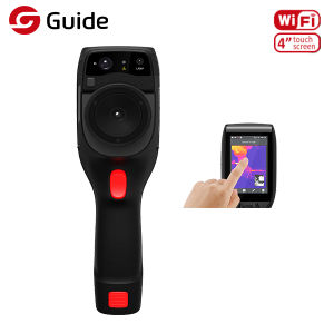 Bildschirm-thermischer Toner-thermische Handinfrarotkamera des Qualitäts-erschwinglicher Preis-4  mit Auflösung 384*288