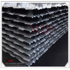 750*800灰色カラー冷却塔の盛り土