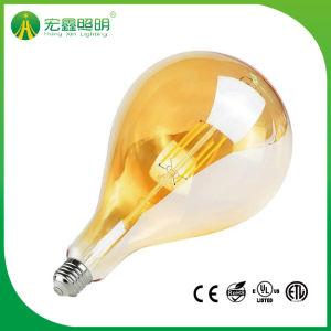 Kupferne Glasbirne der China-Lieferanten-bester Preis-Raum-kupferne Weihnachtsdekoration-LED der Birnen-A165