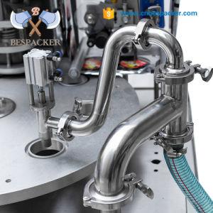 Copa do pudim de água da máquina de Vedação