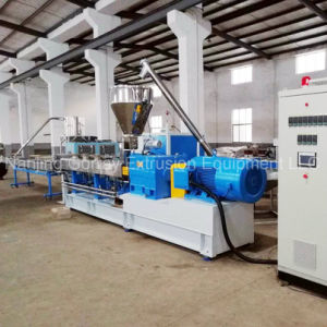 Pellet en plastique PET Making Machine Extrudeuse