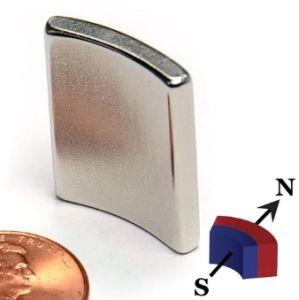 Arc неодимовый магнит N42sh Od2.0xid1,75XL1.0X45