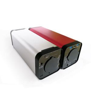 充電器が付いている12V車のジャンプの始動機のリチウム電池のセル