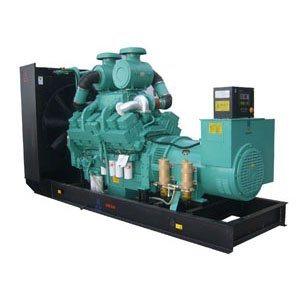 300kw Cummins Soundproof Diesel Generator 50Hz