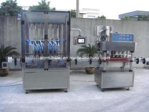 Automatische Vloeibare het Vullen van het Desinfecterende middel van de Hand Machine