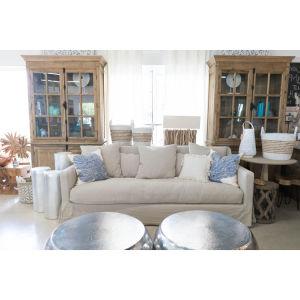 Sala de estar móveis domésticos recuperou Madeira Armário de armazenamento
