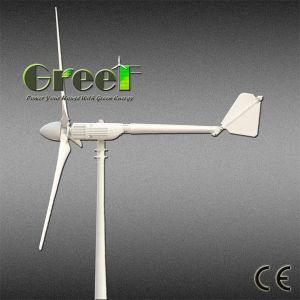 Hawt! turbina di vento orizzontale di asse 20kw con il RPM basso