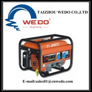 Wd2500 4打撃のセリウムが付いている携帯用ガソリンまたはガソリン発電機