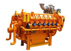 pista Fill Gas Biogas Engine de 60Hz Googol para Generator 160kw-1028kw
