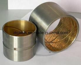 Bucha bimetálica (material AlSn20Cu da liga)