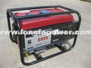 2kVA Elemax Type Lion Gasoline Power Generators (CER, SONCAP)
