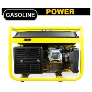 1500watt abgekühltes Benzin 4-Stroke des einphasig-5.5HP Luft/Vergasermotor-Generator