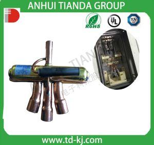 Válvula de inversão de 4 Vias (18000BTU) de condicionador de ar montado com Marcação ce&RoHS