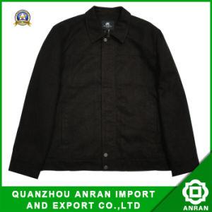 Coat Jacket degli uomini per Fashion Clothes (Ar0080 (pelle scamosciata))