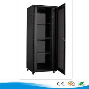 Neuer Fußboden-stehender Netz-Schrank, Server-Zahnstange