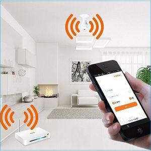 cámara de interior sin hilos casera elegante del IP de 1.3MP WiFi para la supervisión ocultada del CCTV de la seguridad