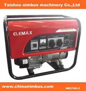 Gerador de gasolina Elemax 2KW