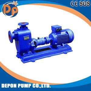 Водяной насос Self-Priming дизельного двигателя с прицепом для слива