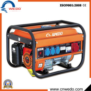 2kVA/2kw/2.8KW 2.5KW/4-course 3 de la phase de l'essence Portable/Générateurs essence avec la CE (168F)