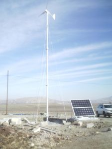 Ce Approved Horizontal Wind Turbine Generator met Competitive Price