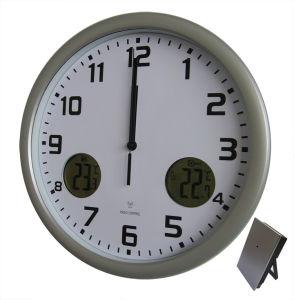 Horloge de mur d'Indoor/Outdoor RC