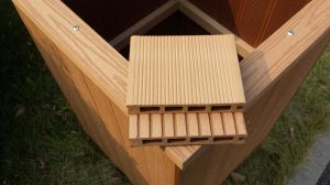 WPC Deck, Material, WPC deck exterior