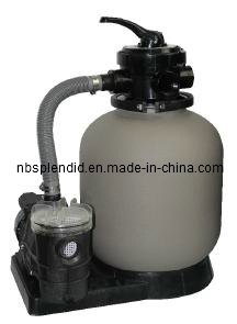 14 pollici Diameter Sand Filter con 0.50HP Pump con Pre-Filter