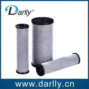 10um cartucho de filtro de celulose impregnados de carbono