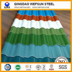 De kleur Met een laag bedekte Bladen van het ppgi- Dakwerk van China