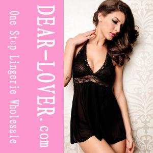 2015 Newest Fashion Lingerie Sexy de vêtements de nuit de la soie