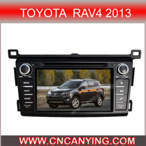 GPS를 가진 Toyota RAV4 2013년, Bluetooth를 위한 특별한 Car DVD Player. (CY-7053)