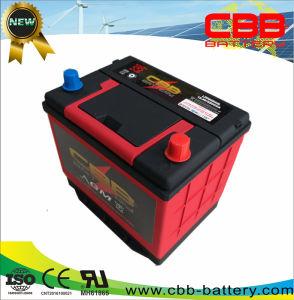 LiFePO4 AGM началом 40AH литиевой аккумуляторной батареи 80d23L