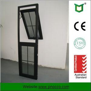 Parte superior de aluminio de moda colgado de la ventana