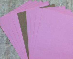 Papéis de carta de redação de colorir