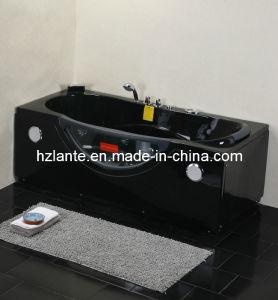 De alta calidad de la tina de baño con el CE aprobado (CDT-002 Negro)