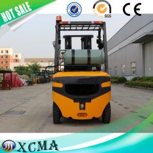Mini carrello elevatore 1.5 - carrello elevatore di 2.5t LPG/Gasoline