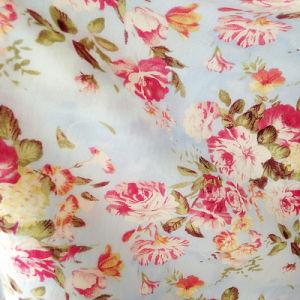 100% impresso de tecido de algodão (XY-2014099C)