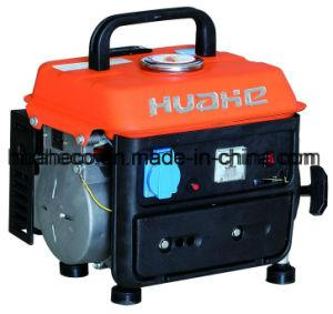 650W-800W дома используется портативный бензиновый генератор