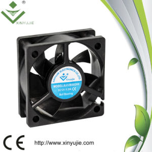 3pin As Brushless Ventilator 50mm van de Ventilator 50X50X20 Fg gelijkstroom de Kleine Ventilator van gelijkstroom