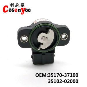 自動車スロットの位置センサー、OEM: 35170-37100。 2.4インポートされた機械を精製しなさい