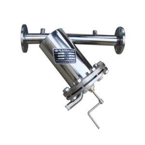 Ручной щеткой водяной фильтр для фильтрации примеси