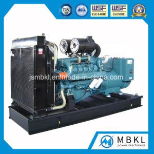 459kw/575kVA Groupe électrogène Moteur Diesel avec importés Doosan DP180la 10 cylindres