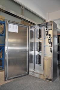 Caixa de comando da electroválvula