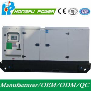 Gruppo elettrogeno diesel elettrico silenzioso standby di potere 26kw/32.5kVA con Cummins Engine con ABB