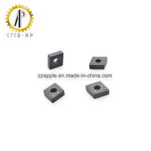 Pieza inserta indexable caliente del CNC del carburo de tungsteno de la venta