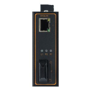 10/100М промышленных волоконно-Media Converter Jha-If11m многомодовый оптоволоконный двойного назначения в 2 км