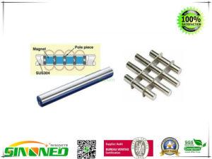 De permanente Magnetische Staaf D32X1000mm van de Filter NdFeB met 12000 GS